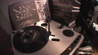"""DJ Shadow """"Dark Days"""""""