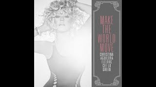 Make the World Move - Christina Aguilera & CeeLo Green (Live at The Voice: Season 03) - Audio