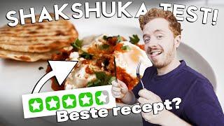 BEST SHAKSHUKA Recept OOIT! | Vet Gezellig Koken #5