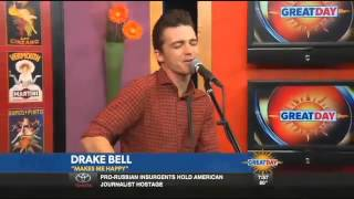 Drake Bell - Makes Me Happy ( New Version )