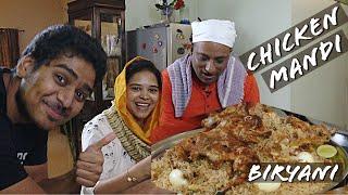 Mandi biryani Tandoori Chicken Style Mandi Biryani _ EID MUBARAK - Download this Video in MP3, M4A, WEBM, MP4, 3GP