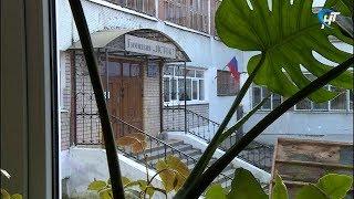 Ураган и дожди сильно навредили капремонту в гимназии «Исток»
