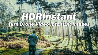 Turn Your Drone Clips Into HDR Images - HDRInstant + License Giveaway!