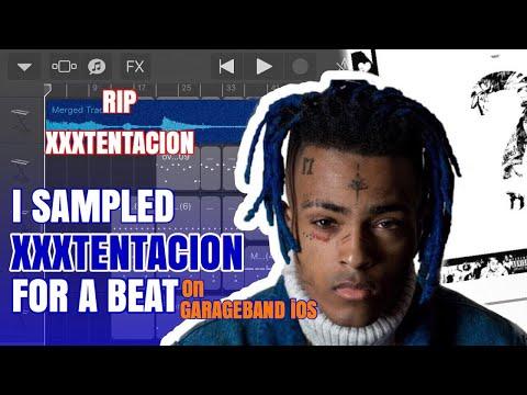 How I Sampled XXXTENTACION For a Beat on GarageBand iOS