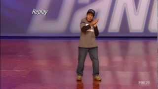 So You Think You Can Dance - Season 7  Brian Gaynor - Chibi