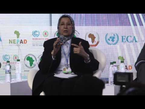 COP22: African Union Commissioner for Energy Elham Ibrahim