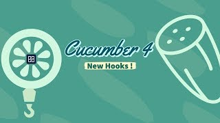 Understanding and working with Cucumber 4 new hooks for reporting