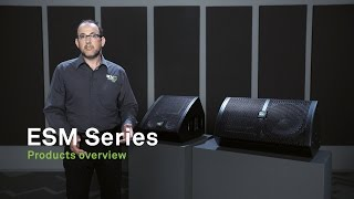 KV2 Audio - ESM Series