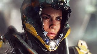 ANTHEM Gameplay (E3 2017) 4K