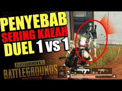 Download FATAL BANGET, 5 ALASAN KENAPA SERING KALAH KETIKA DUEL 1 vs 1 - PUBG Mobile HD Mp4 3GP Video and MP3