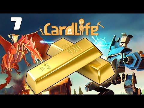 CardLife S2 - Díl 6 - ZLATO ! /w McCitron