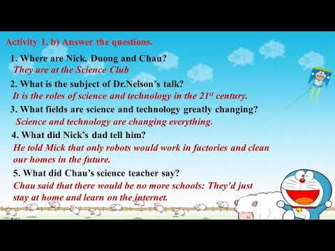 TIẾNG ANH 8 (10 NĂM) - UNIT 11:   GETTING STARTED