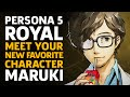 Meet Your New Favorite Persona 5 Royal Character, Maruki