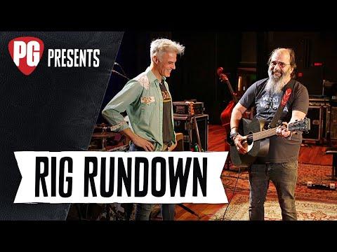 Rig Rundown: Steve Earle and the Dukes