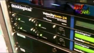 InfoComm 2011: ThinkLogical Demos KVM Router Over Fiber Optics