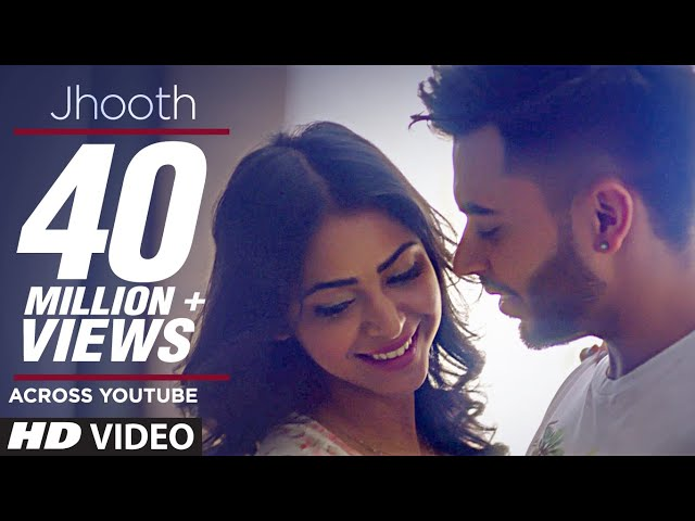 Jhooth Full Video Song HD | GITAZ BINDRAKHIA | New Punjabi Song 2017