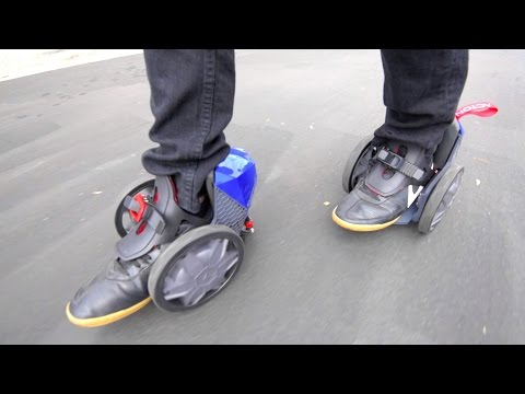"RocketSkates R5 – ""Extreme Electric Skates"" REVIEW"