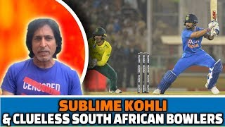 Sublime Kohli & Clueless South African bowlers | 2nd T20 | IND vs SA