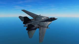 1989 Air Battle near Tobruk U.S. F-14 vs Libyan MiG-23 | DCS World