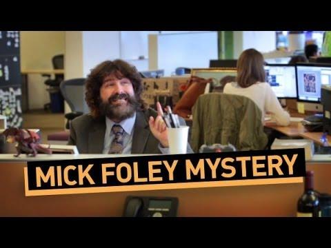 Mick Foley Mystery