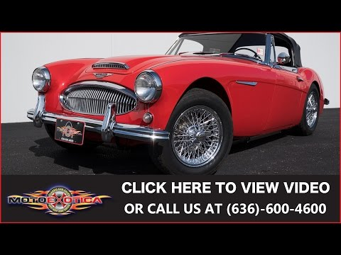 Video of 1963 3000 Mark II Offered by MotoeXotica Classic Cars - LRSJ