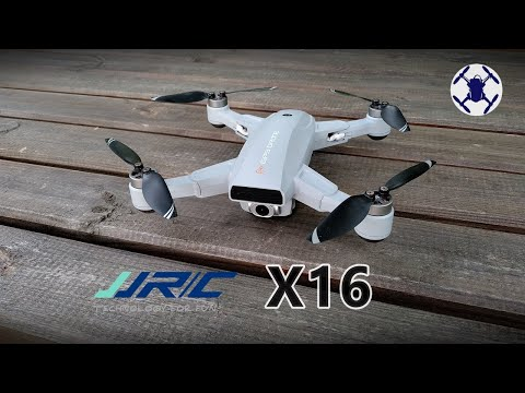 JJRC X16 - Review & Flight ! / Recensione