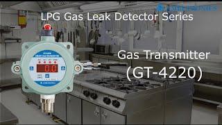 LPG, PNG & CNG Leak Detection | Hotels| Commercial Kitchens