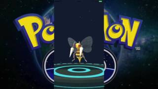 コクーン  - (ポケットモンスター) - 【ポケモンGO】進化!!!!(コクーン→スピアー)鳴き声びっくりするやん!!!!www