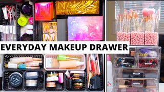 EVERYDAY MAKEUP DRAWER - SHOP MY STASH! SUMMER 2020