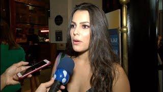 """Emilly Araújo diz se vai acompanhar o ex Marcos Harter em """"A Fazenda"""""""