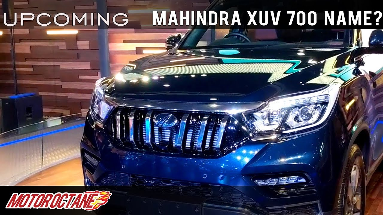 Motoroctane Youtube Video - Mahindra Alturas G4 name of Mahindra XUV 700 | Hindi | MotorOctane