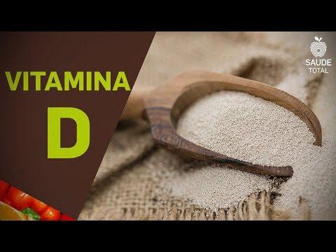 Vitamina D | Vitaminas | Saúde Total