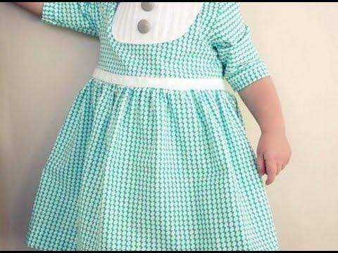 Как сшить платье детское своими руками для начинающих фото 717