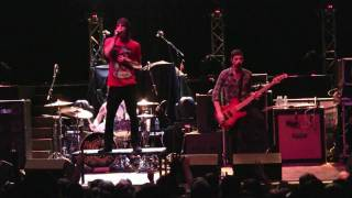 2011.03.14 Chiodos - Stratovolcano Mouth (Live in St. Louis)