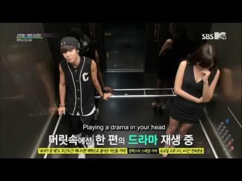 [ENG SUB] Rookie King Channel BTS 방탄소년단 Hidden Camera Cut