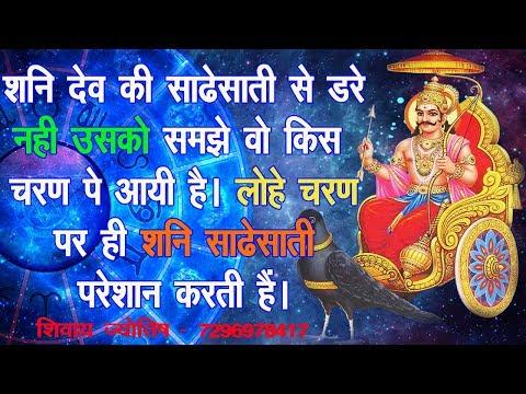 #Shani Sadhe Sati in 2019 | #शनि की साढ़ेसाती 2019 | Shani 2019 - Dhanu Rashi | #Sagittarius 2019