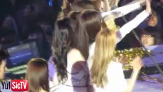 [111129]SNSD Yulsic 율싴 Fancam Moment #102 - Only Look at Me