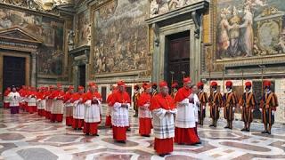 Quy trình bầu một Đức Giáo Hoàng | Mật nghị Hồng y