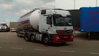 Safe Loading and Transportation of Bulk Solvents By Road