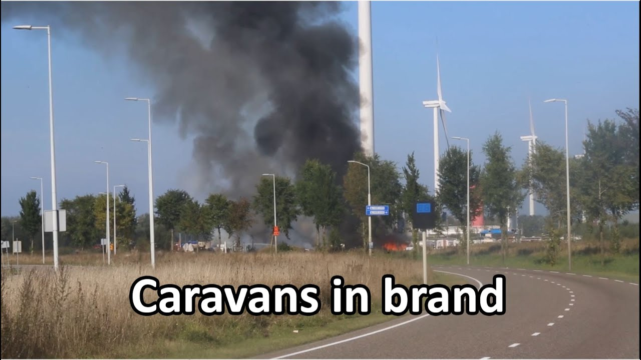 08-11-2021 Amsterdam – brand