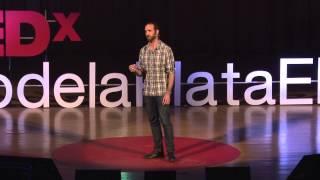 El poder de las historias   Eduardo Sáenz de Cabezón   TEDxRiodelaPlataED
