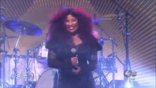 "Chaka Can Sings ""Like Sugar"" Live In Concert On Ellen 2019. HD 1080p"