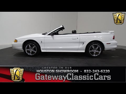 Video of '96 Mustang - LH99