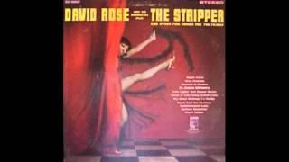 David Rose And His Orchestra – The Stripper - 1962 - full vinyl album