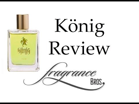 König by Yosh Review! Kingly Leather!