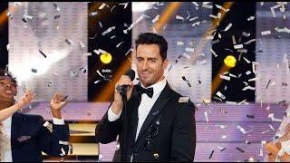 Pablo Puyol imita Maroon 5 en 'Tu cara me suena'
