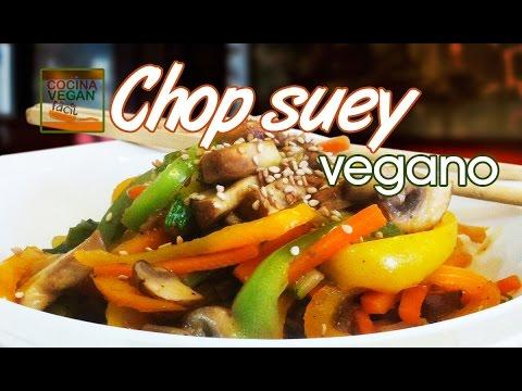 Chop suey - Cocina Vegan Fácil