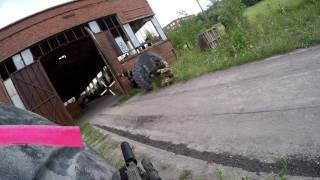 L.e.a.57 #4 Fail airsoft protection GoPro 4