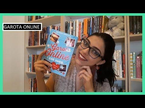 RESENHA #31: GAROTA ONLINE | Bruna Fazio