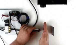 FrightProps Reflective Beam Sensor Trigger Overview